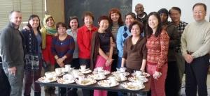 ESL Class, Toronto District School Board