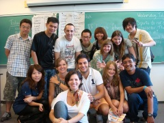ESL Class, University of Toronto