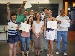 ESL Business Foundations Class, University of Toronto